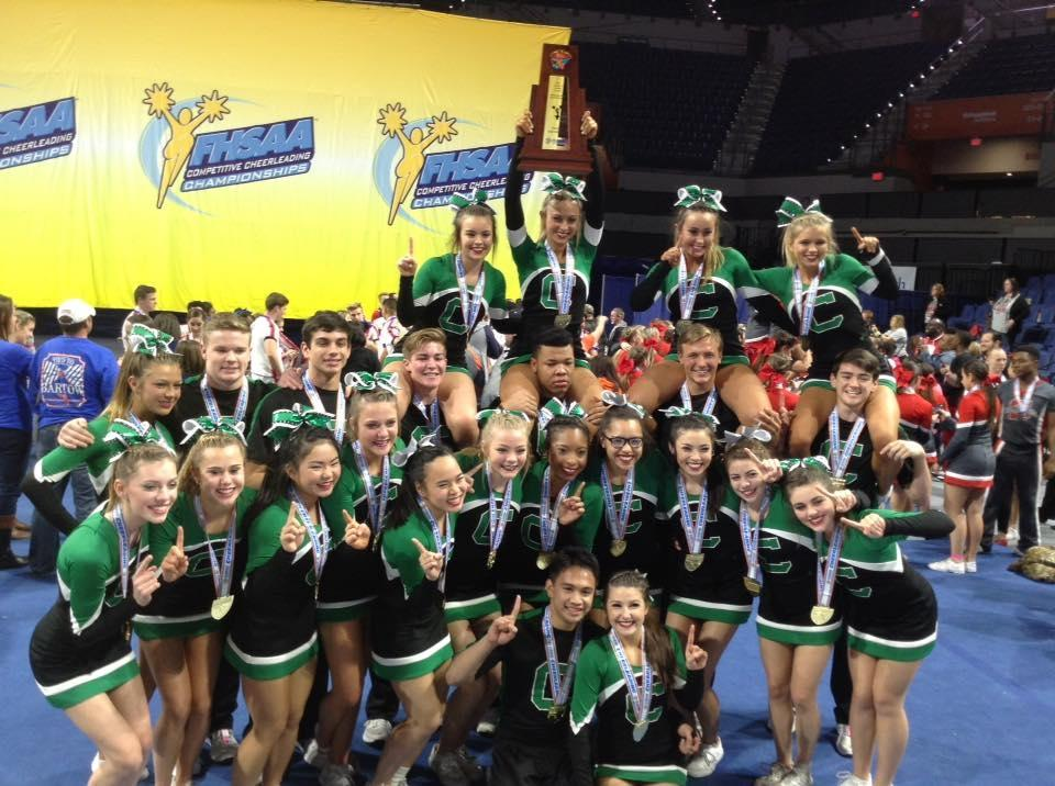 choctaw cheer